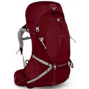 Osprey ženski ruksak AURA AG 50 II WM, crveni