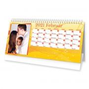 Egyedi asztali naptár - Glossy