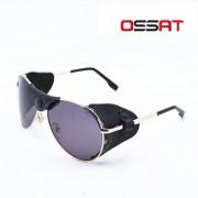 Ossat polarizadas gafas de sol de conduccion - alpinismo de oro + Gris