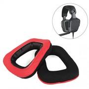 New Replacement Ear Pads Foam Cushion For Logitech G35 G930 G430 F450 Headphones