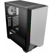 Carcasa Thermaltake H550 TG ARGB Middle Tower ATX Fara sursa Silver