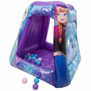 Sambro Frozen Ball Pit with 20 Balls 86x86x85 cm DFR8-7065