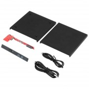 EW 2 En 1 De Alta Velocidad Adaptador De Lector De Tarjetas De Memoria 3.0 Micro SD TF SDXC T-Flash USB