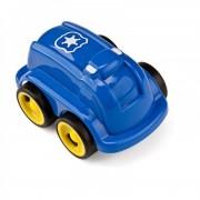 Minimobil Miniland, 12 cm, model masina de politie