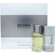 Boss Hugo Boss Bottled Gift Set 50ml EDT + 75ml Deodorant Stick