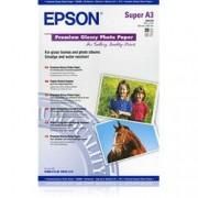 EPSON CARTA FOTOGRAFICA LUCIDA PREMIUM A3+ 20FG