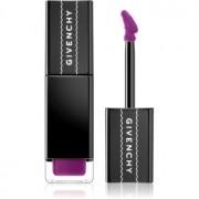 Givenchy Encre Interdite дълготрайно течно червило цвят 04 Purple Tag 7,5 мл.