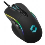 Mouse Gaming Speedlink Sicanos , 5000 DPI, Iluminare RGB (Negru)
