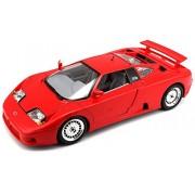 Bburago - 1/18 Bugatti EB 110 (Red)