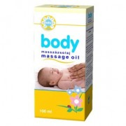 Vita Crystal Body masszázsolaj - 100 ml