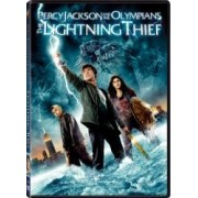 Percy Jackson and the olympians The lightning thief DVD 2010