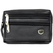 My Choice Passport Pouch(Black)