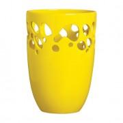 Vaso I Organic Amarelo Brilho