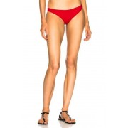 Marysia Swim Newport Bikini Bottom in Red. - size S (also in L,XS)