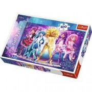Jucarie Puzzle Barbie Star Darlings 100 pcs 16309 Trefl