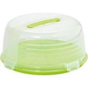 Curver 00416-062-00 Kerek tortabúra 35 cm átlátszó-lime