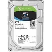 Seagate SkyHawk (ST8000VX0022) 8TB 256MB Cache 3.5 inch Internal Surveillance Hard Disk Drive - SATA III 6 Gb/s Interface