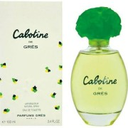 Gres parfums cabotine eau de toilette 100ml spray