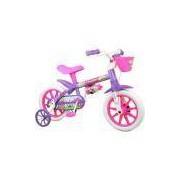 Bicicleta Aro 12 Violet Nathor