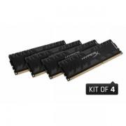 MEM DDR4 16GB 3000MHz 4x4 HyperX Predator KIN HX430C15PB3K4/16