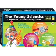 JSR The Young Scientist Series 3 Set Part Science Kit Stars, Planets, Forces Toys for Kids Birthday Gift/return Gift