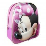 Disney Minnie Mouse rugtas/rugzak voor peuters/kleuters/kinderen