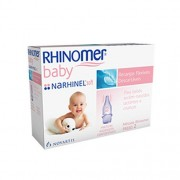 Rhinomer Baby Narhinel Soft Recargas Aspirador Nasal 10un