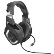 Casti Stereo Gaming Trust GXT 380 Doxx, Iluminate, Microfon (Negru)