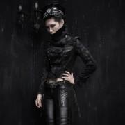 kabát dámský PUNK RAVE - Apocalypse - Y-368