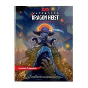 Wizards of the Coast Dungeons & Dragons RPG Adventure Waterdeep: Dragon Heist english