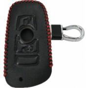 Husa pentru cheia auto BMW 520 525 f30 f10 F18 118i 320i X3 X4 M3 M4 M5 din piele ecologica