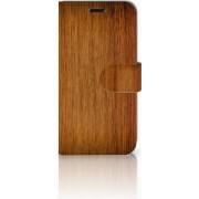 Huawei Nova Uniek Design Hoesje Wood