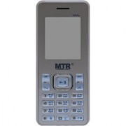 MTR MT guru dual sim with dedicated memory slot stronger battery and 1.8 inces display mobile phone in Golden color
