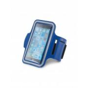 Suport telefon pentru brat Everestus STT174 softshell albastru laveta inclusa