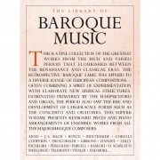 Wise Publications - The Library of Baroque Music voor piano