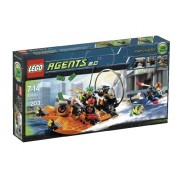 LEGO Agents River Heist (8968)