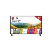 Smart TV LED 49 49LJ5550 LG, Full HD HDMI USB Tecnologia webOS 3.5 e Wi-Fi Integrado