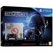 Consola Sony Playstation 4 Slim 1TB Limited Edition + Joc Star Wars Battlefront II Deluxe Edition