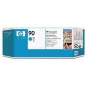 HP No. 90 Cyan Printhead and Printhead Cleaner - C5055A