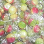 Tilleys Rosey Apples Wrapped Boiled Sweets