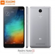 Xiaomi Redmi Note 3 - Dual SIM 4G LTE - 16 Go - Argenté