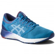 Обувки ASICS - RoadHawk FF 2 1011A136 Race Blue/White 400
