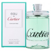 Cartier Eau De Cartier Concentree' Eau De Toilette 100 Ml Spray (3432240008213)