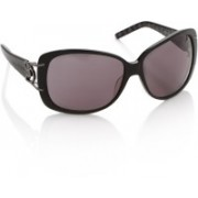Gianfranco Ferre Over-sized Sunglasses(Violet)
