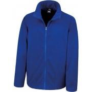 Kobalt blauw fleece vest Viggo voor heren L