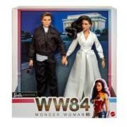 Колекционерски кукли Барби - Жената чудо 1984: Даяна Принс и Стив Тревър, Кукла Barbie, 1710205