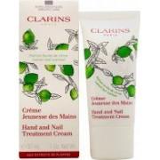 Clarins Lemon Leaf Scented Hand & Nail Cream 30ml