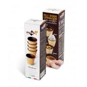 Pahar Comestibil Chocup Mini 30 ml - 5 buc/cutie