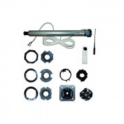 FAAC KIT T-MODE RENO 28 R MOTORISATION TUBULAIRE RADIO VOLETS ROULANTS FAAC - FAAC