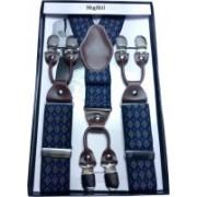 mentiezi Y- Back Suspenders for Men(Multicolor)